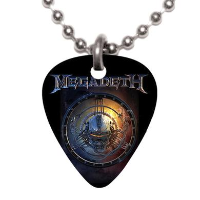 Megadeth Vic Sphere Pick Necklace