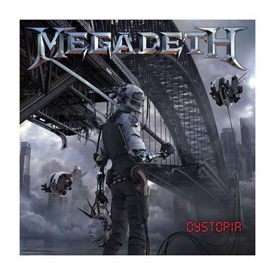 Megadeth Dystopia CD