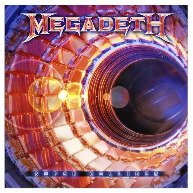 Super Collider Megadeth CD