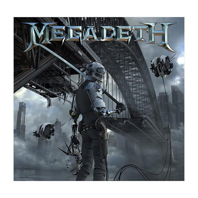 Megadeth Dystopia Picture Disk