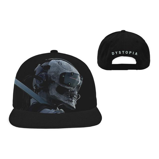 Megadeth Dystopia Snapback Cap