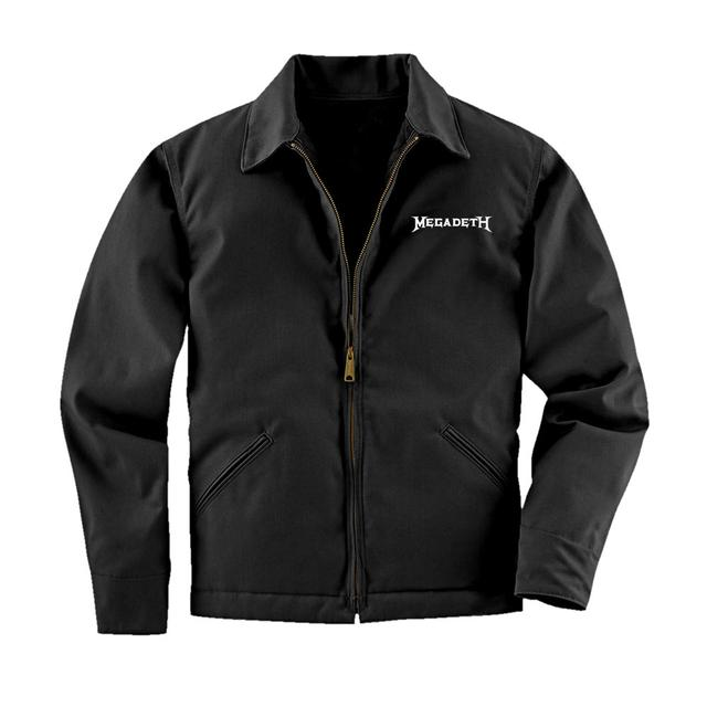 Exclusive - Megadeth Dickies Work Jacket