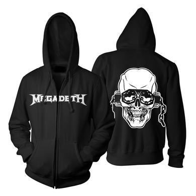 Megadeth Vic Hoodie