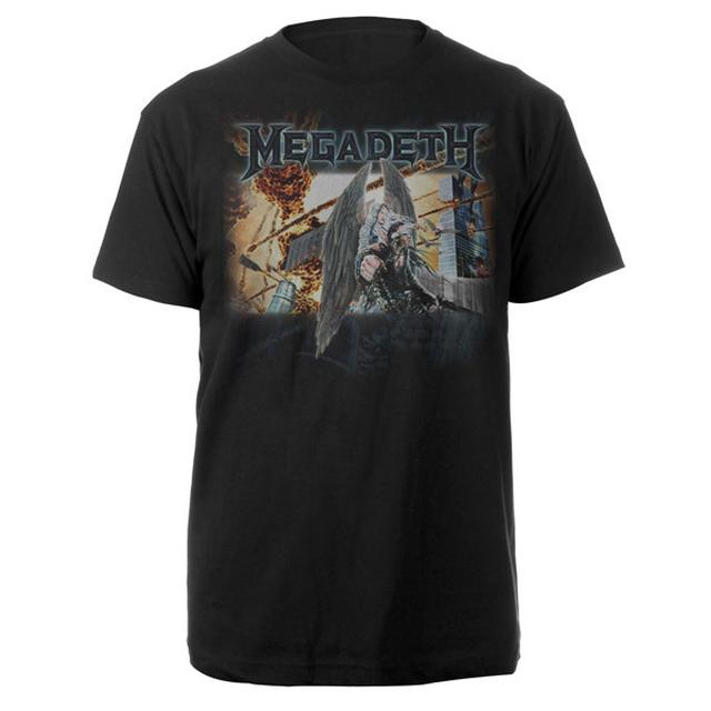 Megadeth United Abominations Tee