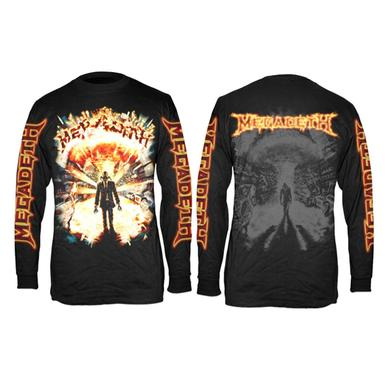 Megadeth Long Sleeve Tee