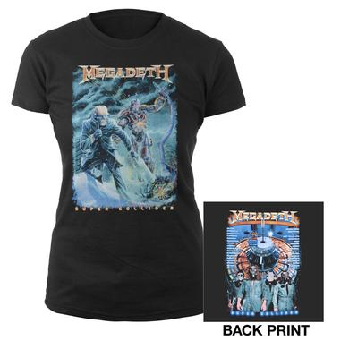 Megadeth Super Collider Tour Babydoll