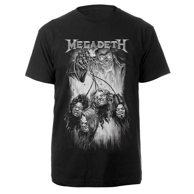 Megadeth Voodoo Tee