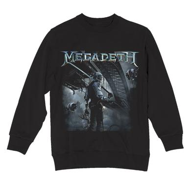 Megadeth Dystopia Crew Sweater