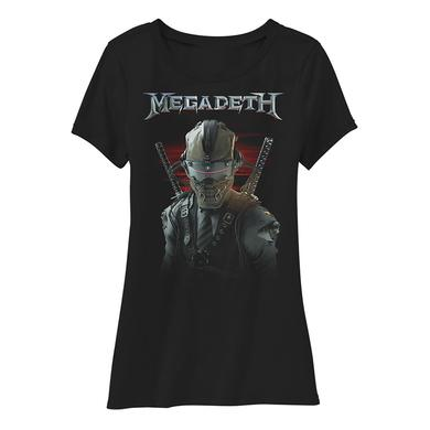 Megadeth Samurai Juniors Tee
