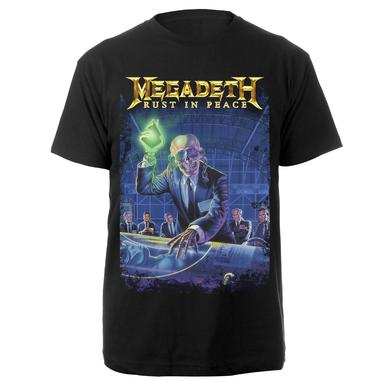 Megadeth Rust in Peace Tee