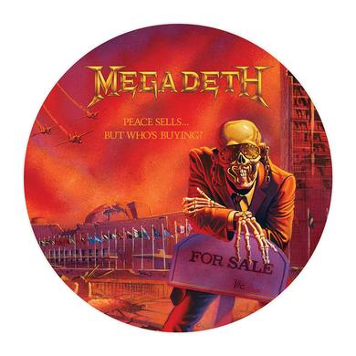 Megadeth Peace Sells Picture Disc