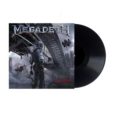 Megadeth Dystopia Black Vinyl
