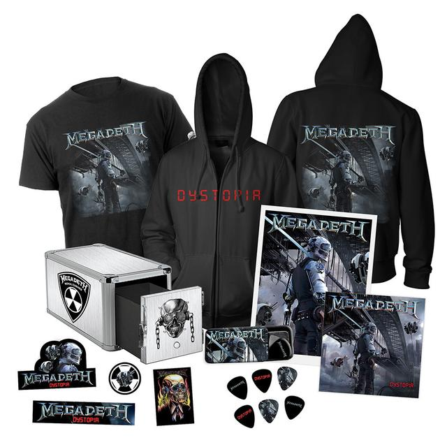 Megadeth Dystopia Mega Bundle