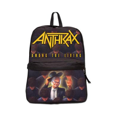 Anthrax Antrax Among The Living Backpack