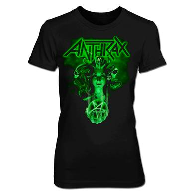 Anthrax Medusa Girls Tee