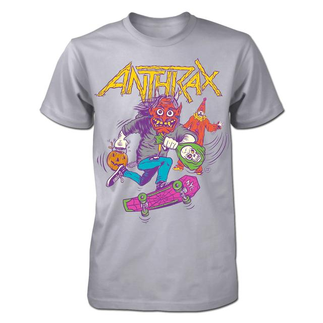 Anthrax Halloween 2015 Tee