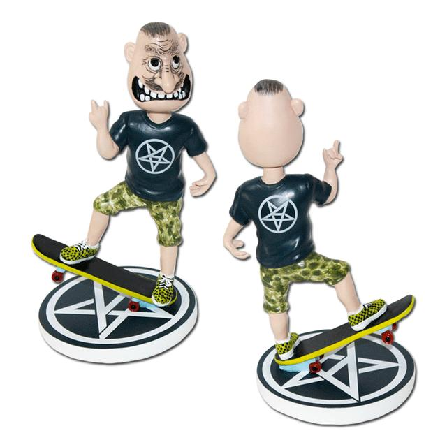 Anthrax NOTman Bobblehead Figurine