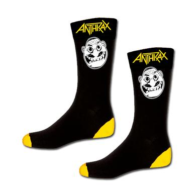 Anthrax NOT MAN SOCKS