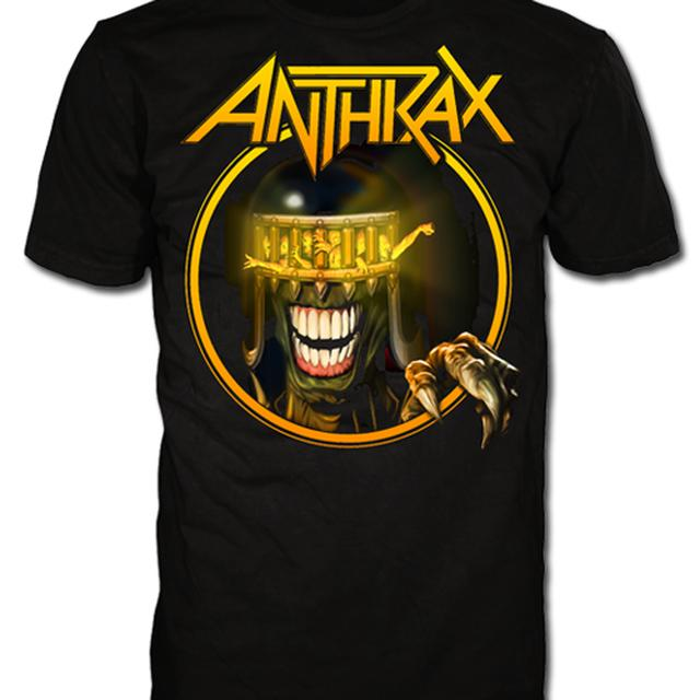 Anthrax JUDGE DEATH TEE