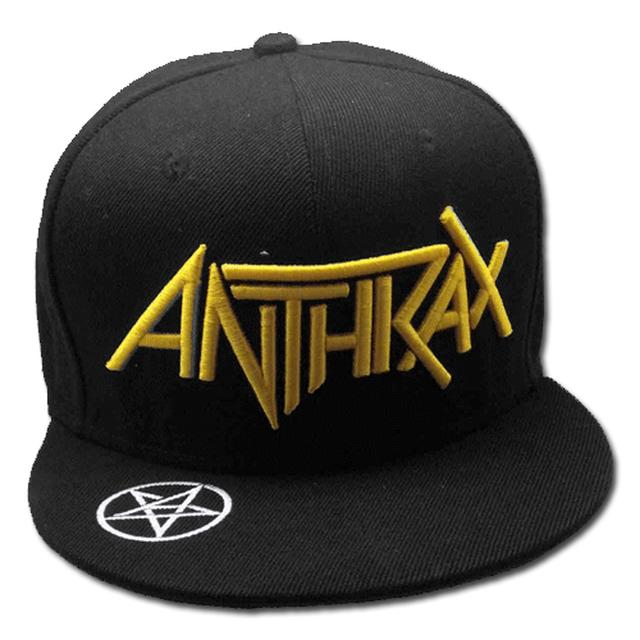 Anthrax LOGO SNAP BACK CAP