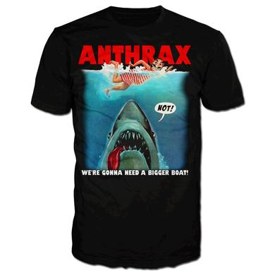 ANTHRAX - JAWS TEE