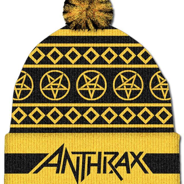ANTHRAX BOBBLE HAT