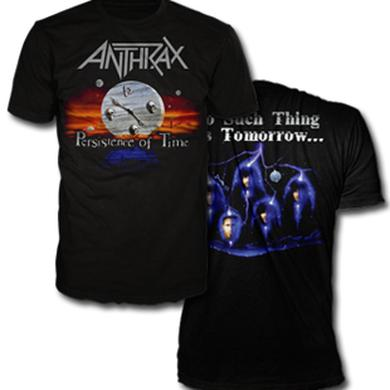 Anthrax PERSISTENCE OF TIME TSHIRT