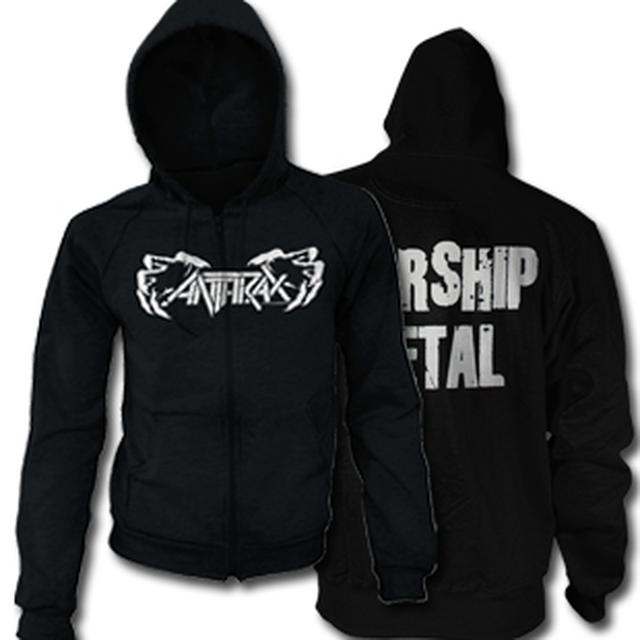 Anthrax CLAWS HOODIE