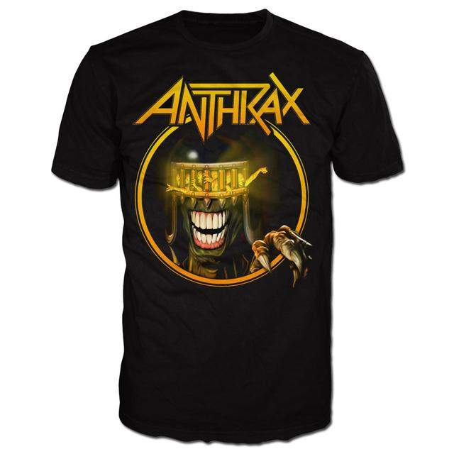 Anthrax Judge Death Event Tee