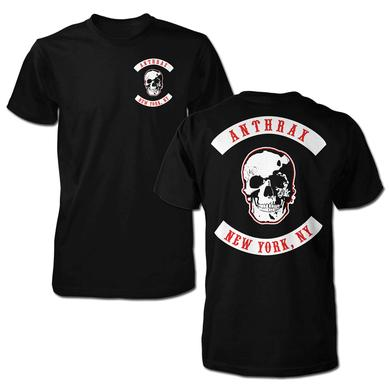 Anthrax SOLDIERS OF NYC TEE