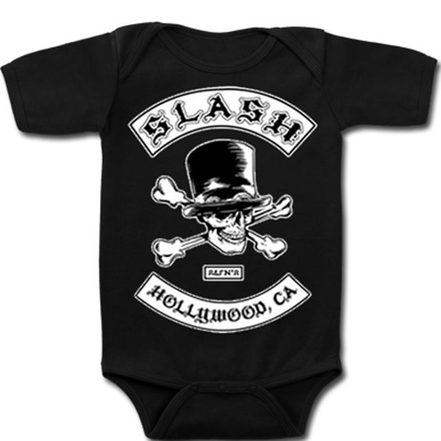 Slash BIKER PATCH ONESIE