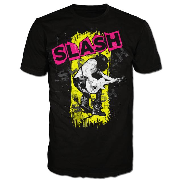 Slash TRASHED TEE