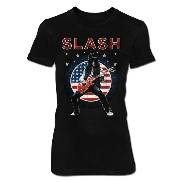 Slash USA FLAG WOMENS TEE