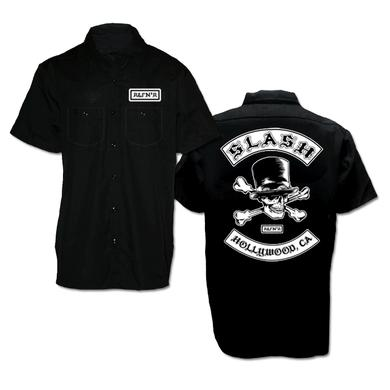 Slash Biker Patch Workshirt