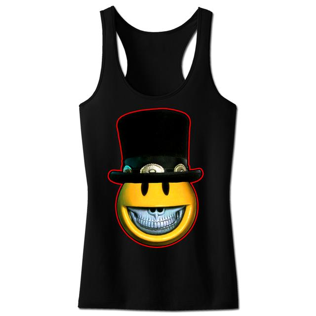 Slash TOP HAT CHARACTER WOMENS RACER BACK TANK