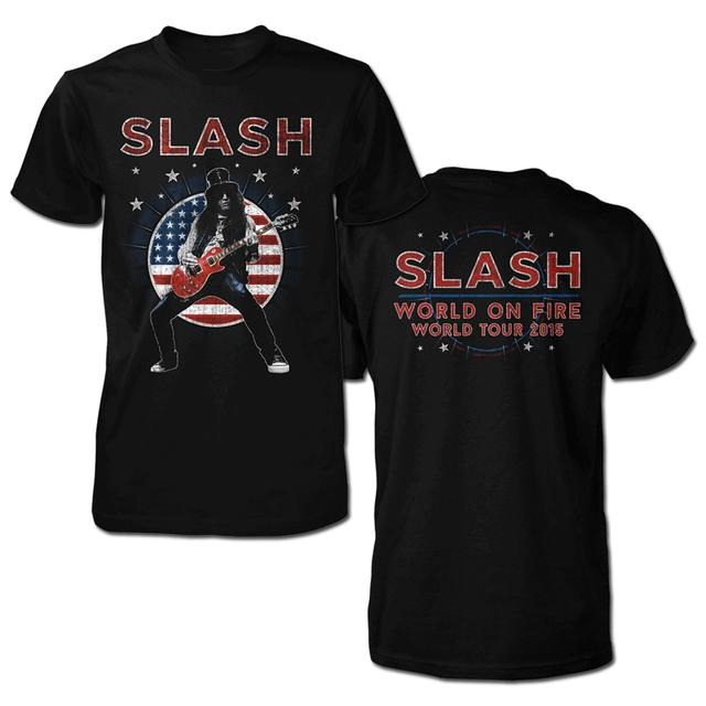 Slash USA FLAG MENS 2015 TOUR TEE
