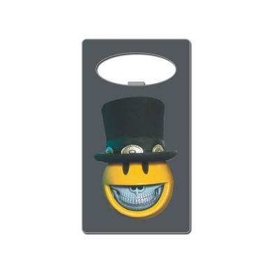 Slash Top Hat Character Credit Card Bottle Opener