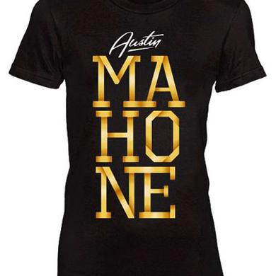 Austin Mahone TYPE STRIP TEE