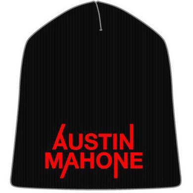 Austin Mahone AUSTIN LOGO BEANIE