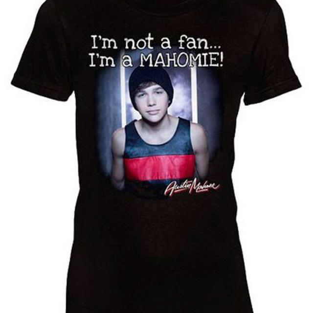 Austin Mahone MAHOMIE GIRLS TEE