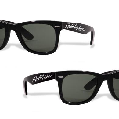 Austin Mahone SCRIPT SUNGLASSES
