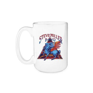 Steve Miller Band Pegasus Triangle Mug