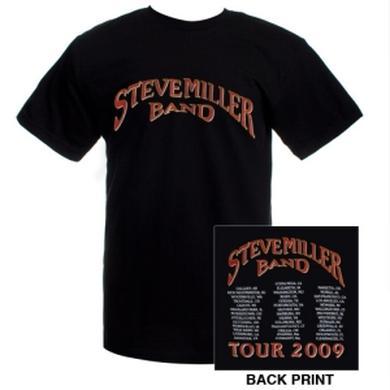 Steve Miller Logo Event Tee
