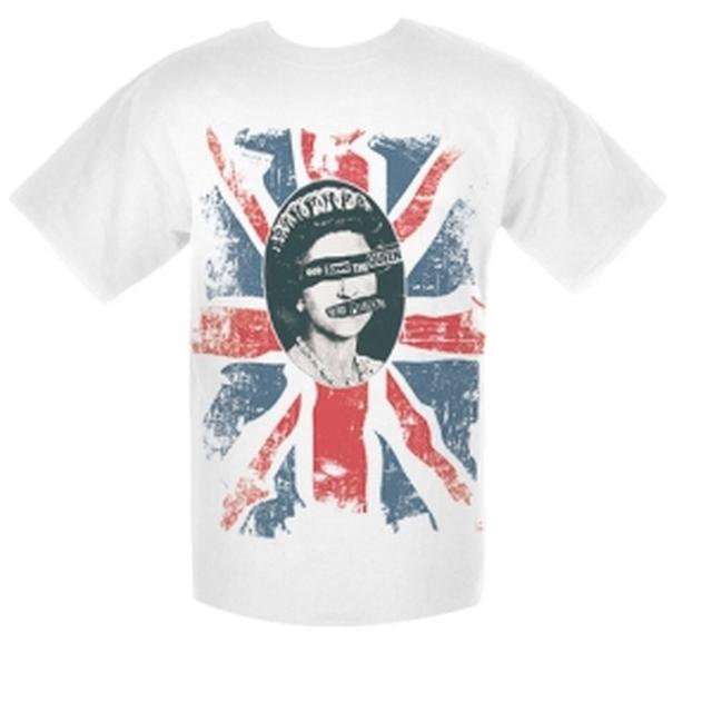 Sex Pistols God Save the Queen Tee