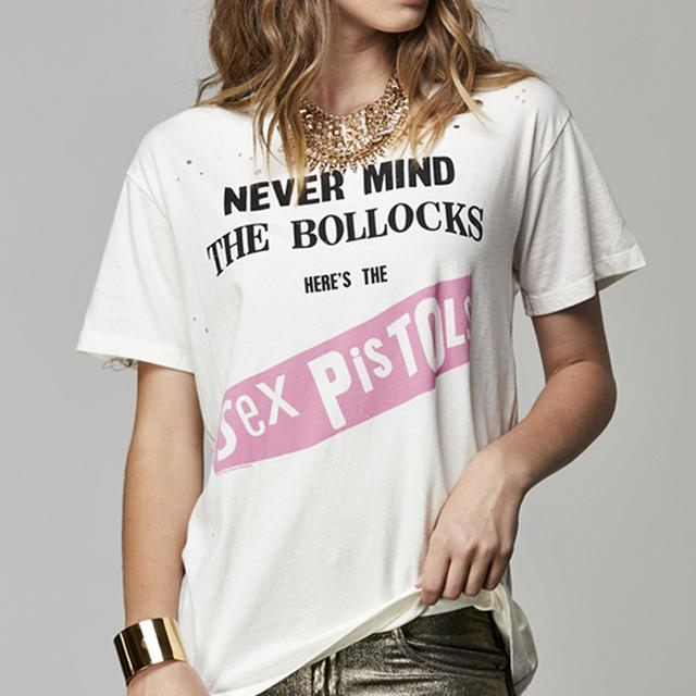 Sex Pistols Destroyed Boyfriend Tee