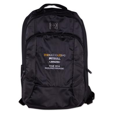 Enrique Iglesias Enrique/Pitbull/JBlavin Tour 2014 Backpack