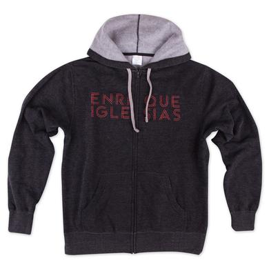 Black Enrique Iglesias Hoodie
