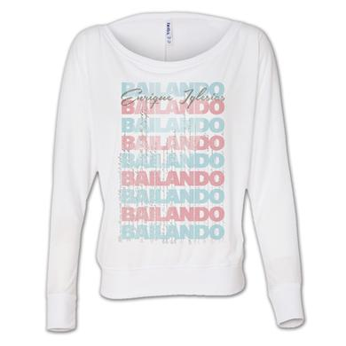 Enrique Iglesias Bailando Long Sleeve Top