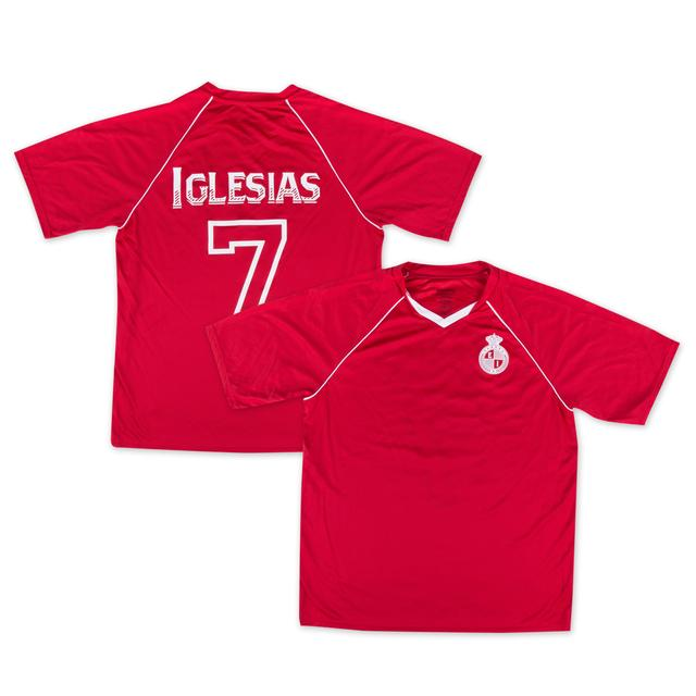 Enrique Iglesias Red Tee