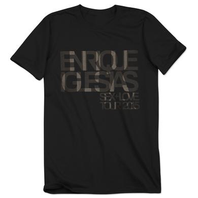 Enrique Iglesias Sex & Love Tour T-Shirt